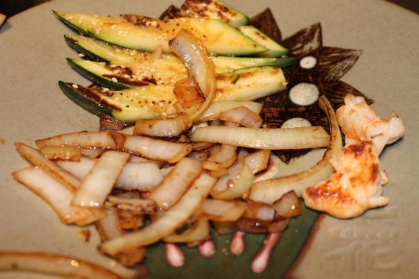 hibachi vegetables