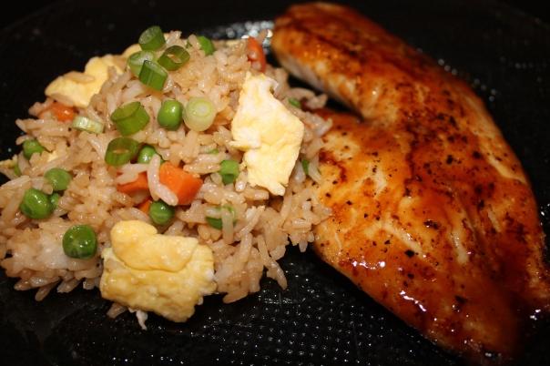 fried rice tilapia 014