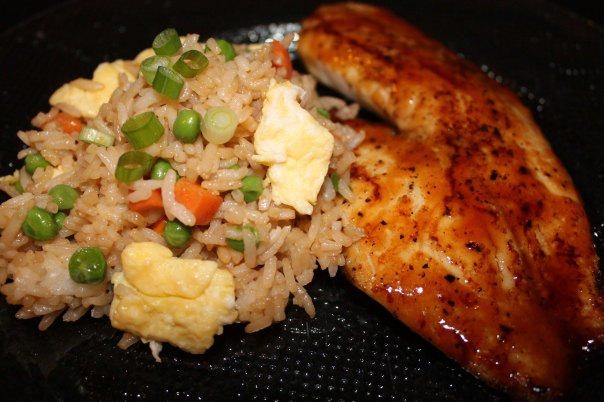 fried rice tilapia 014