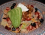 Quick and Easy Turkey Taco Salad