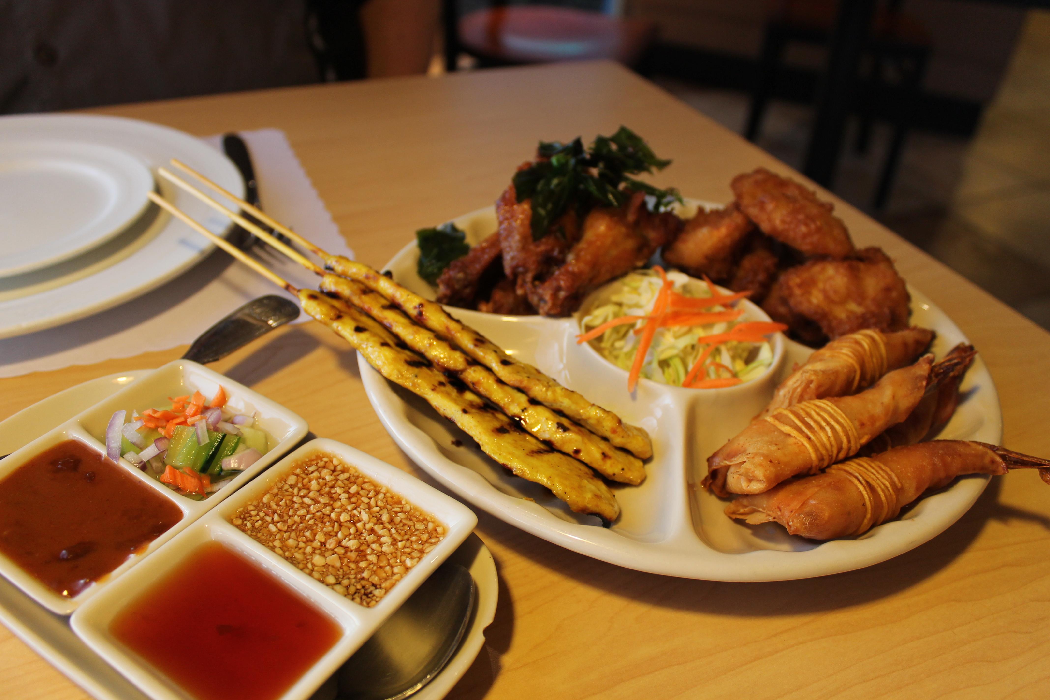 Thai Restaurant Near Concord Ca