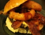 Cheeseburger and Onion Rings, Entirely ScratchMade
