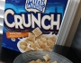 Kellogg's Frosted Mini Wheats Crunch Cereal