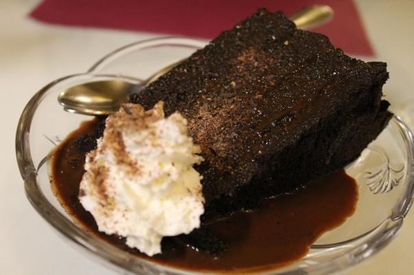 memo's chocolate cake