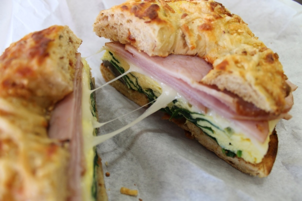 sunrise eggwich