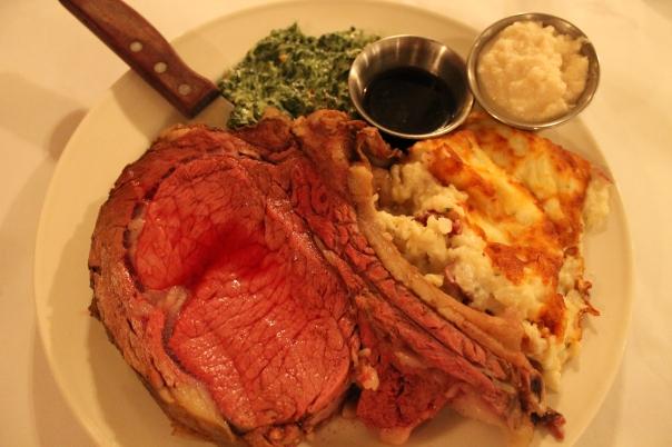 gourmet cut prime rib