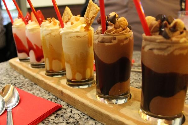 milkshake paddle