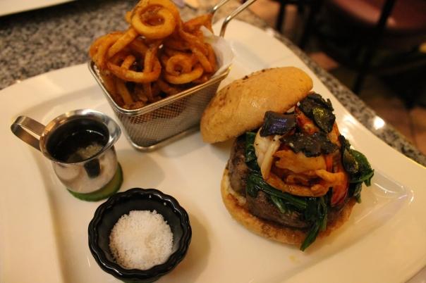 remixed rossini burger
