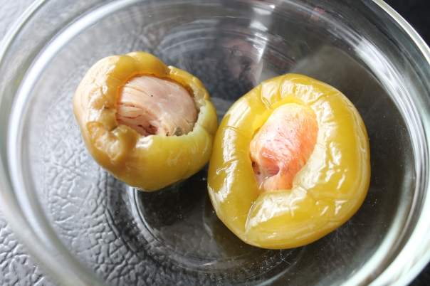prosciutto stuffed peppers