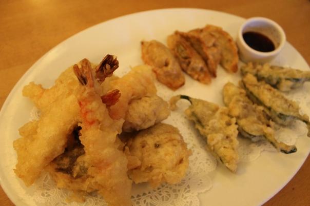 tempura combo