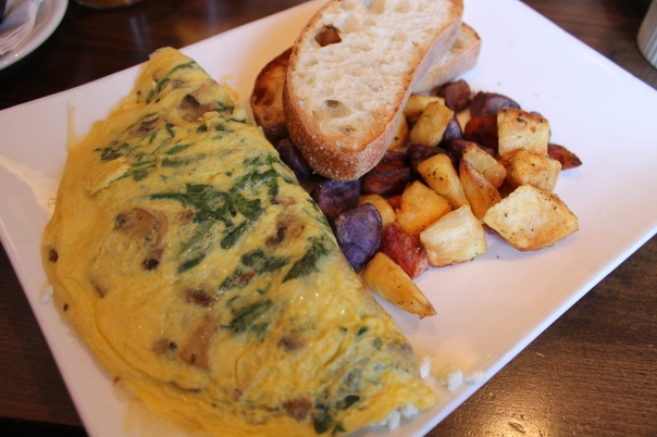 athenian omelette