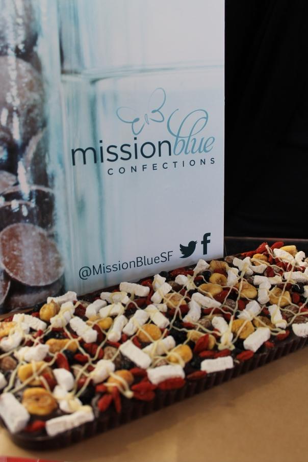 mission blue confections