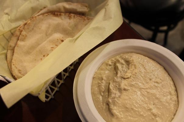 house-made hummus