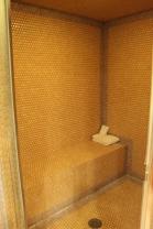 shower/steam room