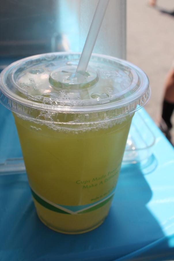 asparagus lemonade