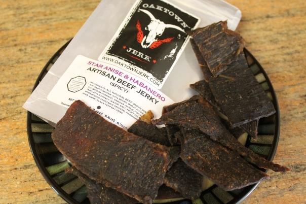 oaktown jerk artisan beef jerky