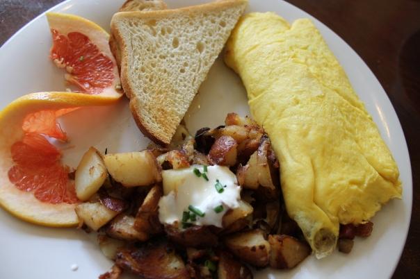 old oakland omelette