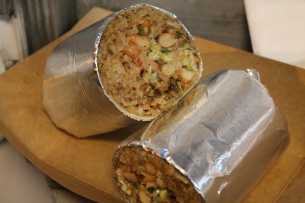señor sisig burrito