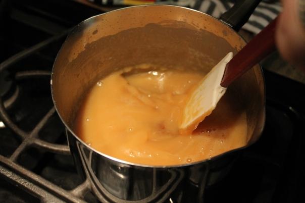 just keep stirring