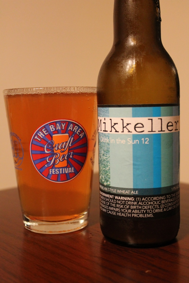 mikkeller drink in the sun '12