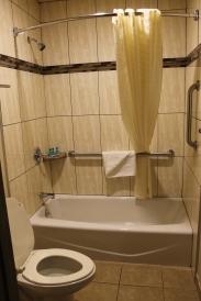 large shower room