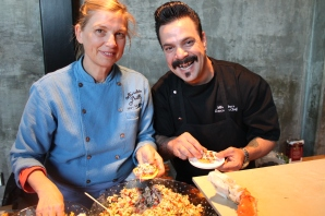 chefs mary sue milliken and mike minor