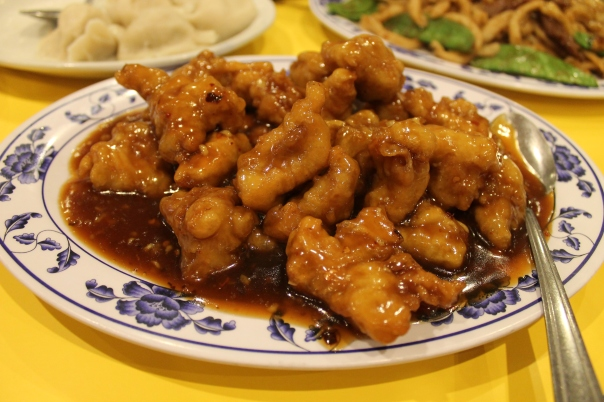 shan dong chicken