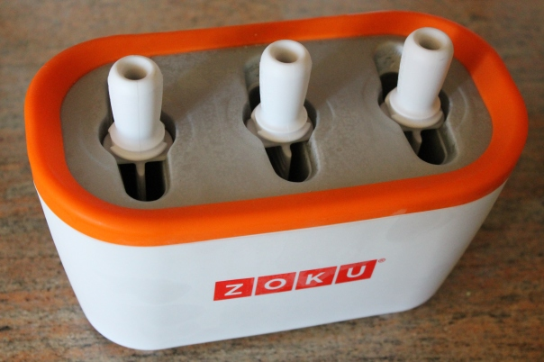 zoku ice pop maker