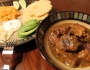 Pork Chile Verde with Spanish Rice and HomemadeTortillas
