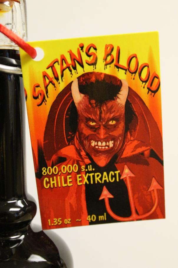 sinister label