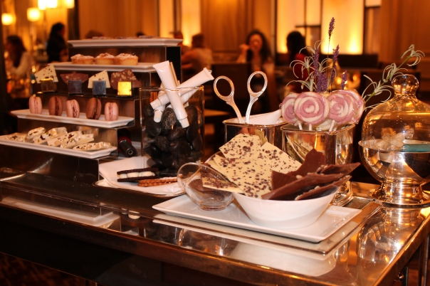 dessert trolly - pick any five!