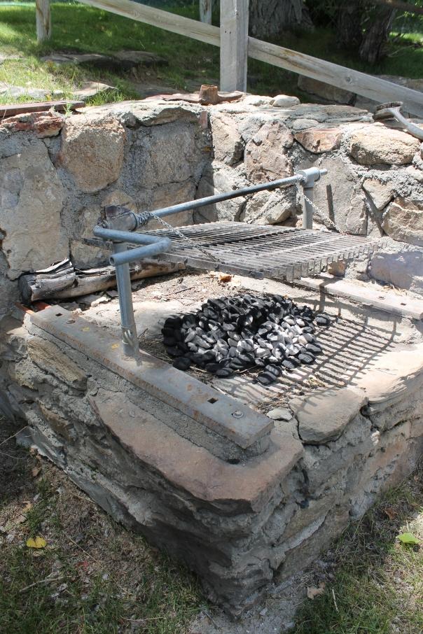 grandpa pete's barbecue pit