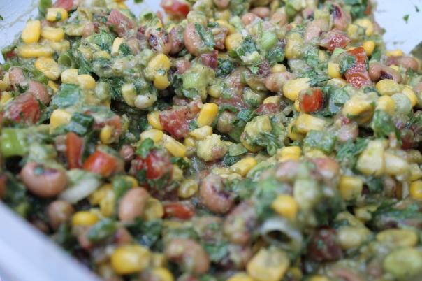 sandy's salad/dip