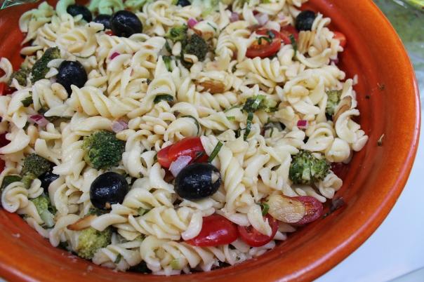 nanci's pasta salad