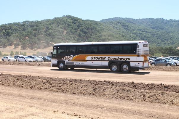 chartered transport