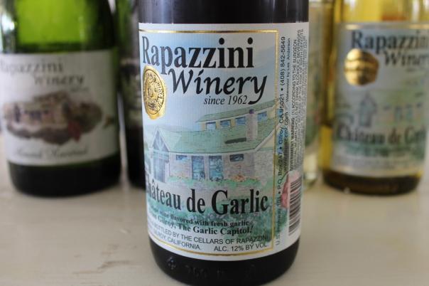 garlic wine