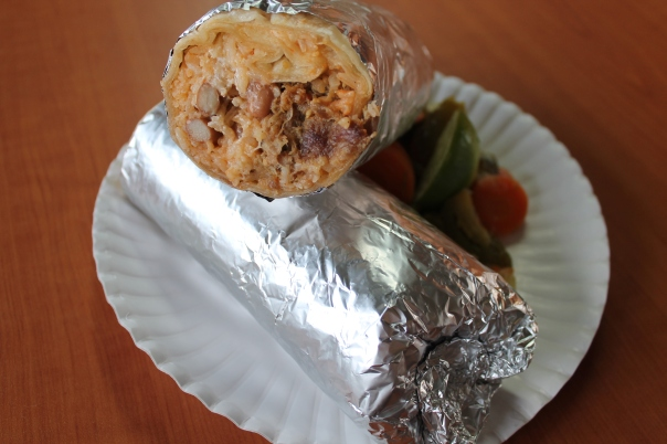 super burrito de carnitas