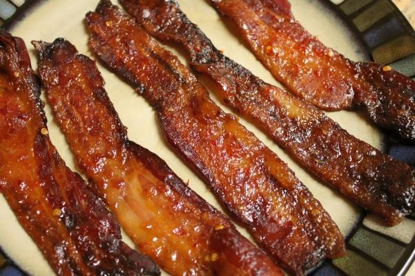 billionaire's bacon