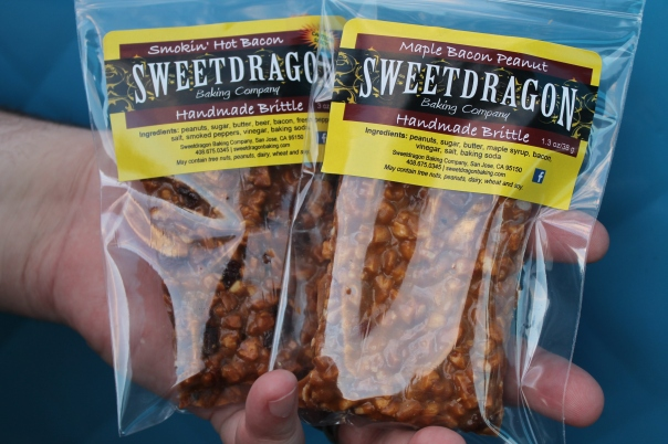 sweet dragon brittle