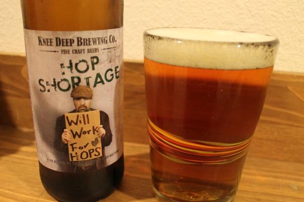 hop shortage