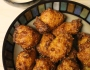 Hushpuppies with Creamy Truffle Dijon Dip