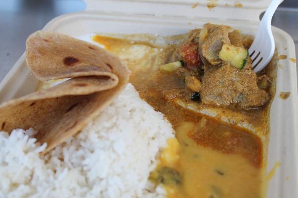zucchini lamb curry