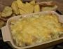 Bacon Artichoke Dip with Crostini and TruffledChips