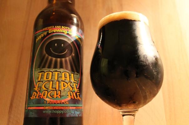 total eclipse black ale