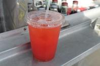 fresh very berry strawberry lemonade