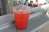 fresh very berry strawberry lemonade
