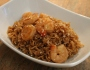 Vietnamese Garlic Noodles withShrimp